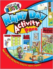Rainy Day Activity Pack (Keep Us Busy Series)