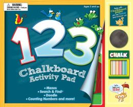 123s (Chalkboard Activity Pad)