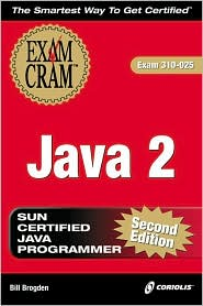 Java 2 Exam Cram, Second Edition