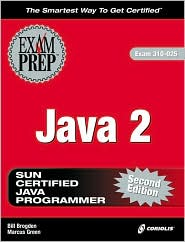 Java 2 Exam Prep, Second Edition