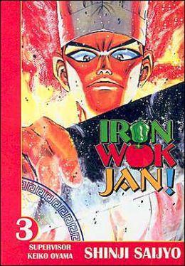Iron Wok Jan, Volume 3