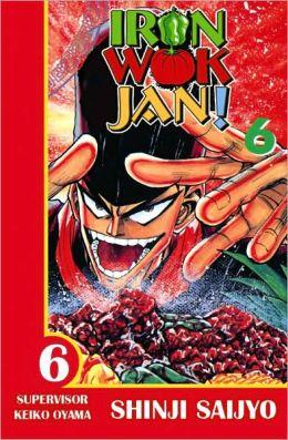 Iron Wok Jan, Volume 6