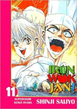 Iron Wok Jan, Volume 11