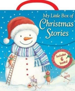 Christmas Stories Carry Case