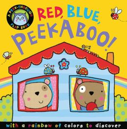 Red Blue Peek-a-boo!
