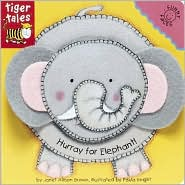 Hurray for Elephant! (Tiger Tales Series)