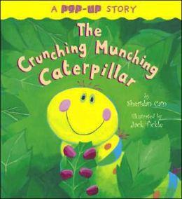 Crunching Munching Caterpillar Pop-Up
