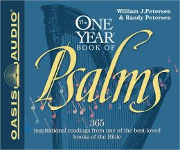 The One-Year Book of Psalms: 365 Inspirational Readings from One of the Best-Loved Books of the Bible: New Living Translation