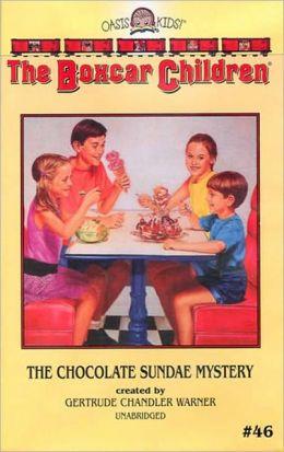 The Chocolate Sundae Mystery (The Boxcar Children Series #46)
