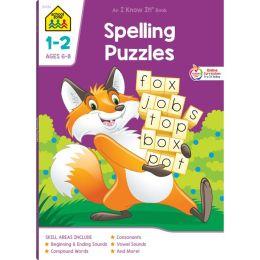 Spelling Puzzles, Grades 1-2
