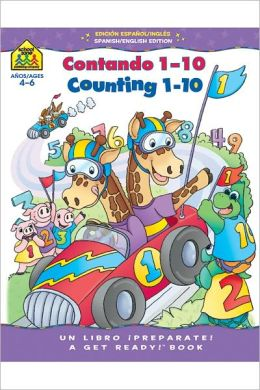 Counting 1-10 Workbook