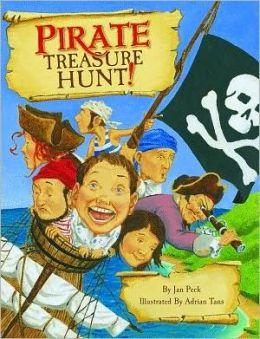 Pirate Treasure Hunt!