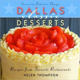 Dallas Classic Desserts