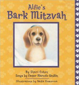 Alfie's Bark Mitzvah