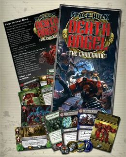 Death Angel Space Hulk Card Game