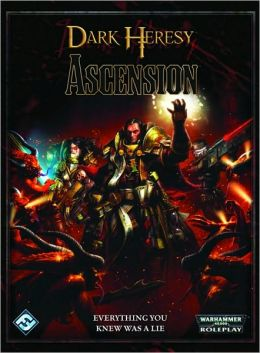Dark Heresy RPG: Ascension