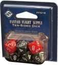 Product Image. Title: Supply Dice: Ten-sided Dice