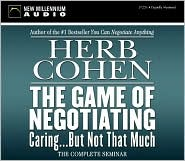 The Game of Negotiating: Caring, but Not Too Much