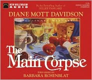 The Main Corpse (Culinary Mystery Series #6)