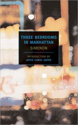 Three Bedrooms in Manhattan (New York Review Books Classics Series)