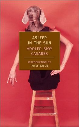 Asleep in the Sun ( New York Review Books Classics Series)