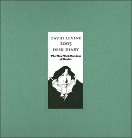 2005 David Levine Desk Diary: The New York Review of Books