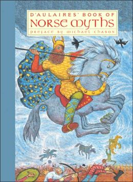 D'Aulaires' Book of Norse Myths (New York Review Children's Collection Series)