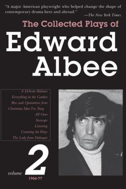 Collected Plays of Edward Albee: 1966-1977