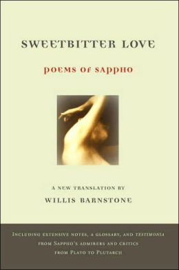 Sweetbitter Love: Poems of Sappho
