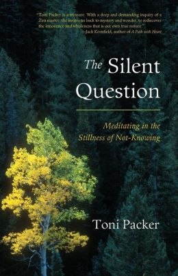 The Silent Question: Meditating in the Stillness of Not Knowing
