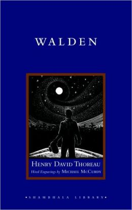 Walden (Shambhala Library Edition)