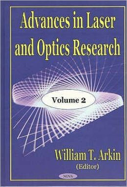 Advances in Optics and Laser Research