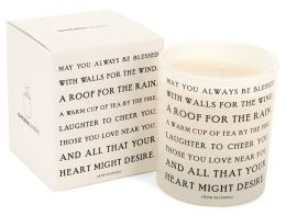 Quotable Candle May you always be blessed