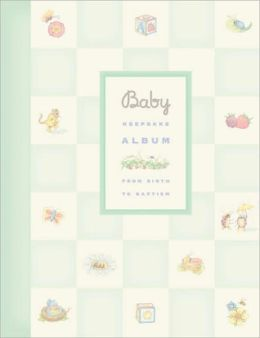 Baby Keepsake Album Pink: From Birth to Baptism