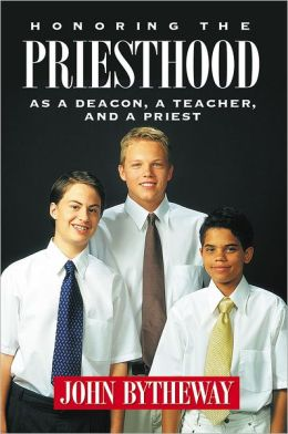 Honoring the Priesthood as a Deacon, a Teacher, and a Priest