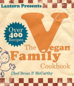 Lantern Vegan Family Cookbook