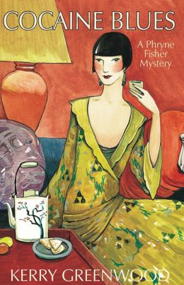 Cocaine Blues (Phryne Fisher Series #1)