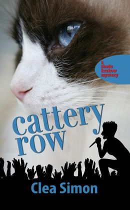Cattery Row (Theda Krakow Series #2)