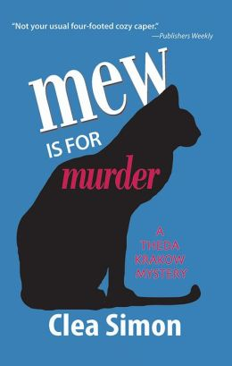 Mew Is for Murder (Theda Krakow Series #1)