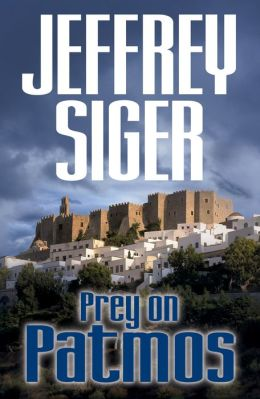 Prey on Patmos (Andreas Kaldis Series #3)