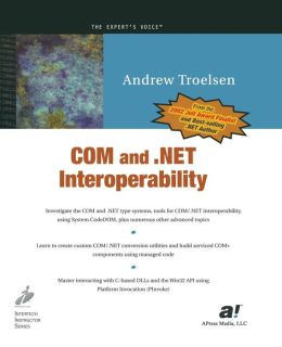 COM and .NET Interoperability