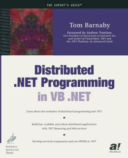 Distributed .NET Programming in VB .NET