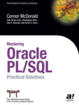 Mastering Oracle PL/SQL: Practical Solutions