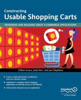 Constructing Usable Shopping Carts