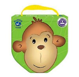 Five Little Monkeys: And Other Counting Rhymes [With CD (Audio)]