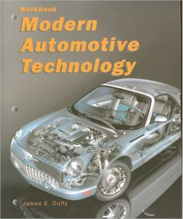 Modern Automotive Technology: Teaching Package
