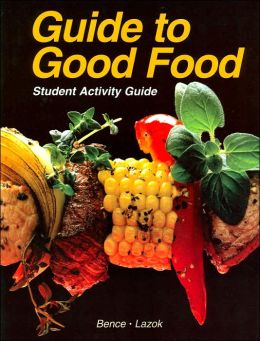 Guide to Good Food Student Activity Guide