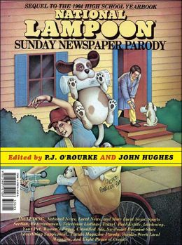 National Lampoon's Sunday Newspaper Parody