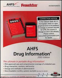Ahfs 2003 Multimedia Card (for All PDA, Palm OS, Windows CE/Pocket PC Devices, Electronic Books)