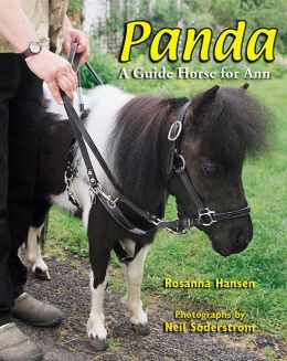 Panda: A Guide Horse for Ann